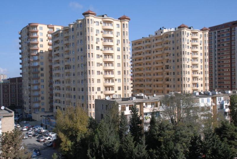 14 mərtəbəli yaşayış kompleksi