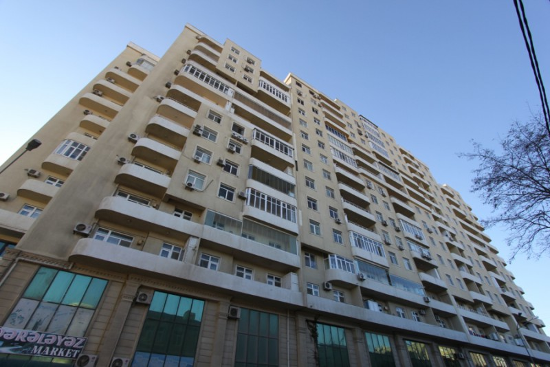 16 storey residential building