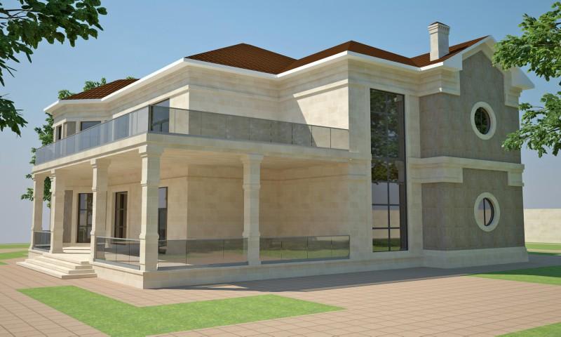 Fərdi yaşayış evi
