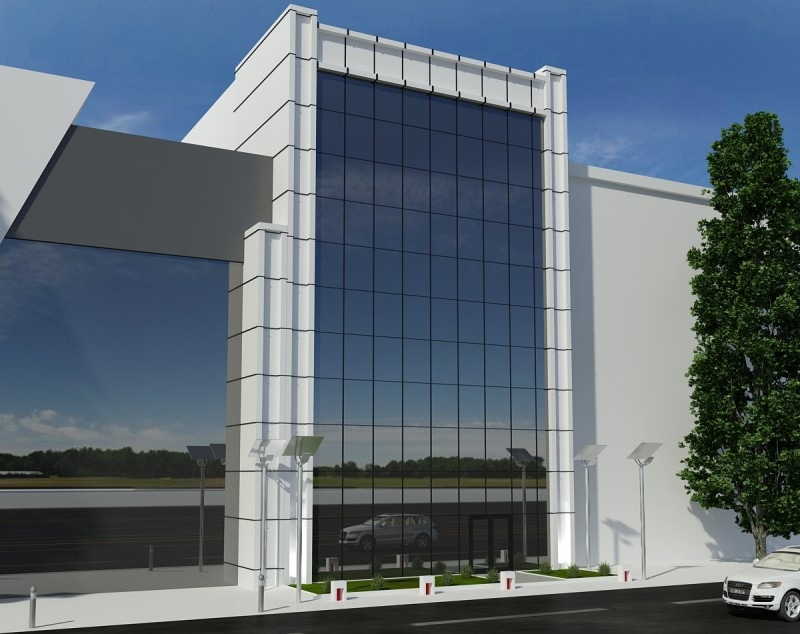 Lor Hospital inşası