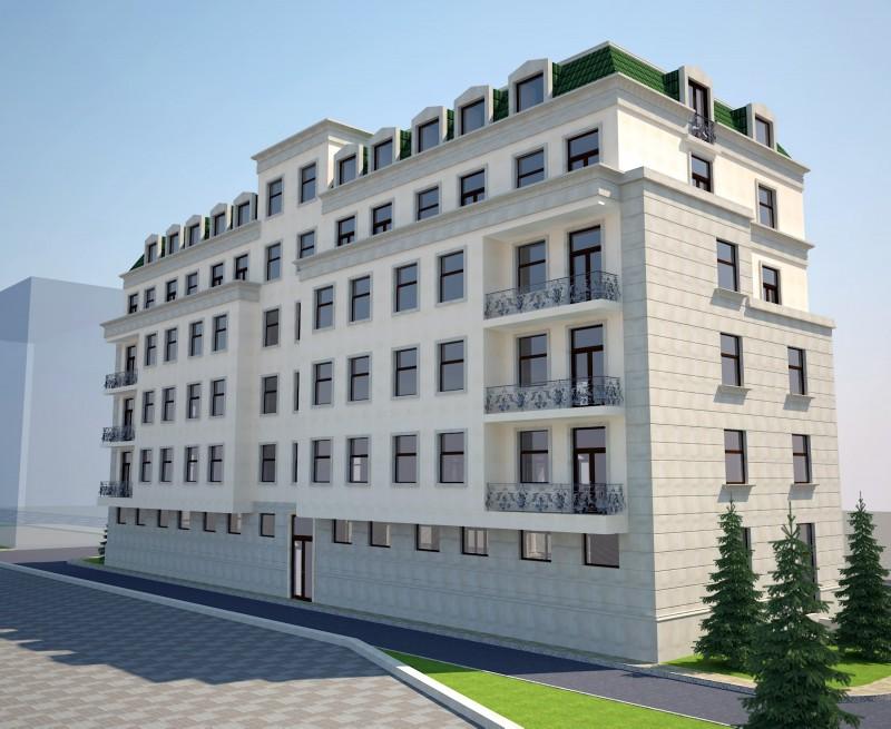 6-ci Mərtəbə Ofis Binası