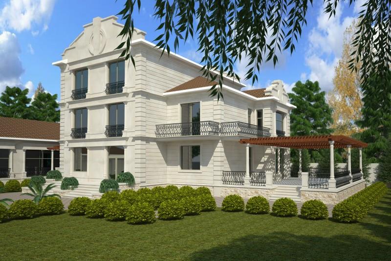 Villa Vishnovka