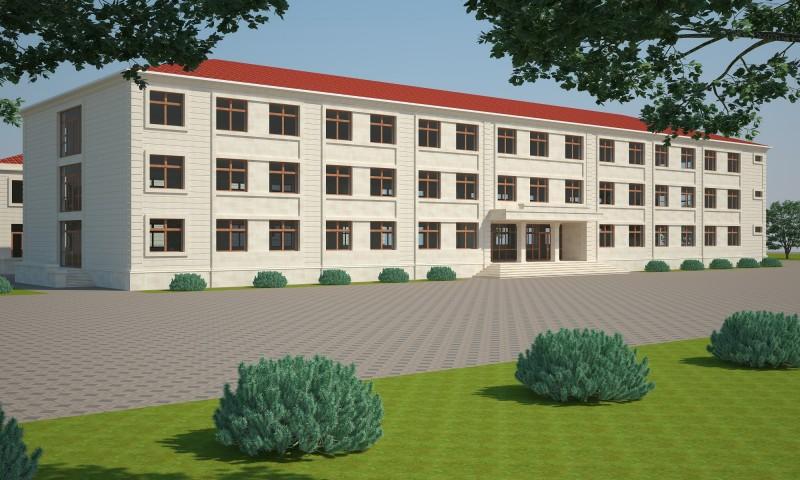 Газахская общеобразовательная школа