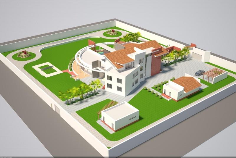 Goradil Fərdi yaşayış evi