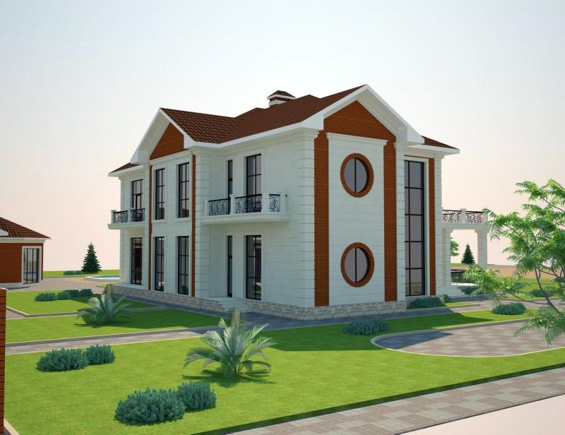 Goradil Fərdi yaşayış evi 2